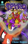 The Adventures of Spyro and Company Issue 1 by aPAULo17