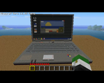 Minecraft Laptop by DeadWaste2
