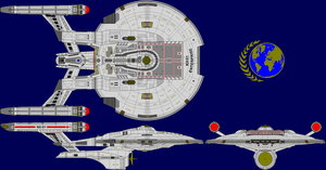 Enterprise Refit Multi-View by captshade