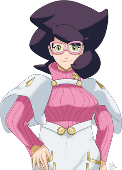 Wicke - Pokemon Sun/Moon by SuperAj3