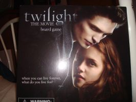 Twilight:Board Game from Mom by LaylaSerenity