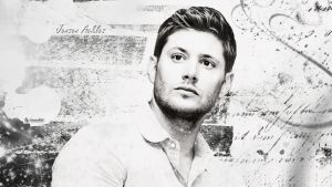 Jensen Ackles by Lauren452