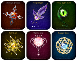 Magic items adopts 4 (CLOSED) by Rittik-Designs