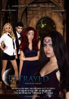 House of Night Betrayed Movie Poster by zvunche