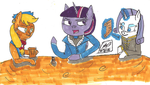 The Count of Monte Cristo musical mlp (Updated) by SleepyShadowArtist