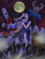 evil dead by zinni