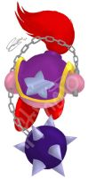 Kirby - KCCh Knight Ability by caat