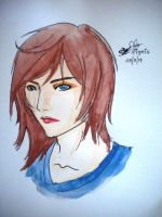 Watercolor :D by rottendevil23