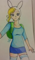 Fionna -Adventure Time! by Amyranth