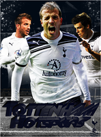Tottenham Hotspus by PopDesigns
