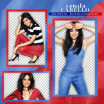 Pack Png: Camila Cabello #458 by MockingjayResources