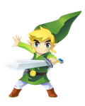 Link - Chibi by Gem-n-Ems