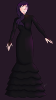 ToDA: Saoirse in Formal Dress by Crystias