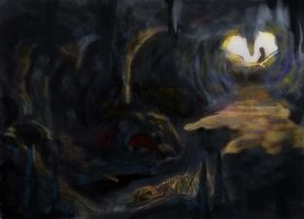 The Cave's treasure by Inay