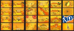 fanta storyboard by ThanosTsilis