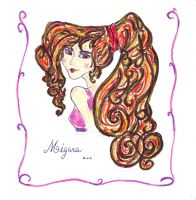 Megara - Romantic style by Cassiopeeh