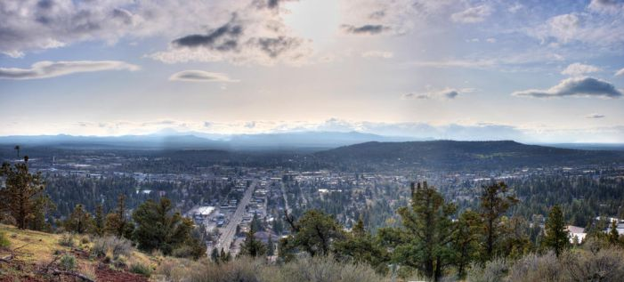 Pilot Butte by shaylor