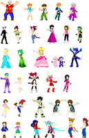 PKMN Trainer Sprite Custom 1 by Celestialien86