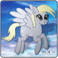 2011-12-01-Derpy Hooves FIN by Valorcrow