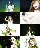 TaeYeon Graphic 4 by Hwang-Jina