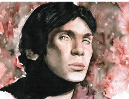 Cillian Murphy by Paleosonic