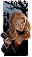 Buffy by mcguan