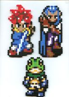 Chrono Trigger cast part 3 by Frost-Claw-Studios