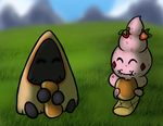 PKMNation: Pancake Pals by Squiggy13