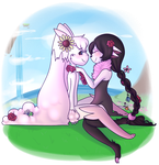 PKMNa:: You're my starlight, and I'm your skyline by tealgoodra