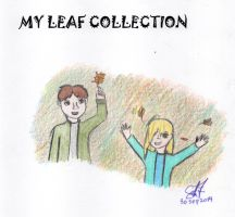My Leaf Collection by JakeNickleby