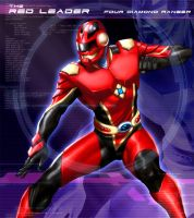 P Ranger Four Diamond by AdmiraWijaya