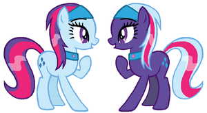 Sparkler Twins by Durpy