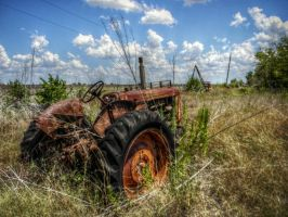 Left Out To Rust by AndrewCarrell1969