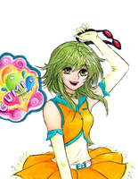 Gumi Megpoid by sweetlullaby01