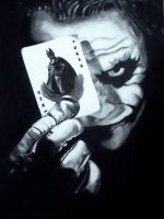 The Joker Wallpaper by 05slheas