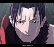 Naruto 626 - Hashirama Quick Coloring by Tremblax