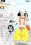 Usopp Soge Kingo : One Piece by Katong999