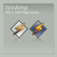 Winamp Icons by FreaK0