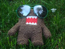 Summer Domo by Domo-Kun-Gallery
