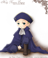 +APH: Holy Roman Empire+ by twilight-inochihime