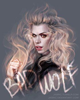 Bad Wolf by jasric