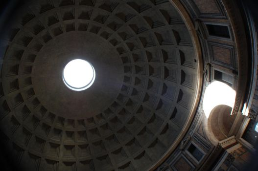 The Oculus of the Pantheon by TwilightChaser417