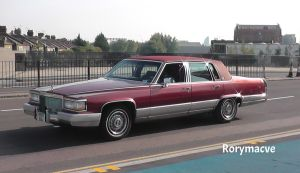 1990 Cadillac Brougham by The-Transport-Guild