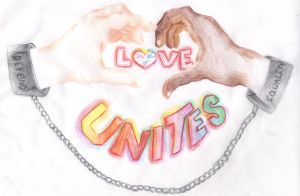 Love unites us by Accyber