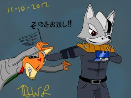 Can't Let You Play That, Star Fox! by Agentwolfman626