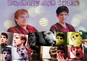 Colin and Bradley    The Voice by cynth90
