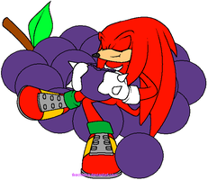 Knuckles' Love by Hungry-Echidnas