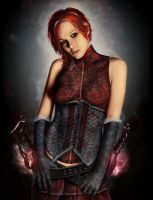 Vermilion - Final Concept by Kharnage