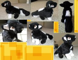 Mini Etoh plush by JamJams