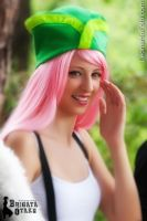 Jewelry Bonney Cosplay by MissSnape